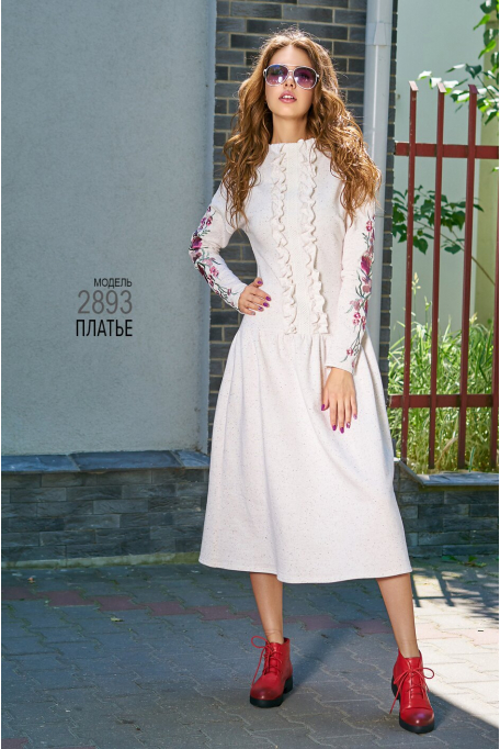 Niv Niv Fashion 2893 (платье)