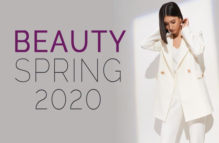 Beauty одежда весна 2020